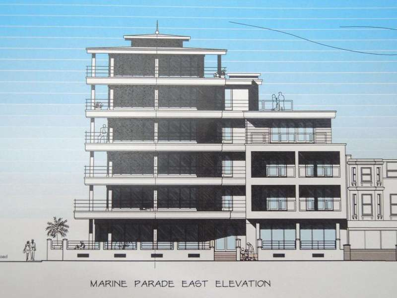 Land Commercial for sale in Marine Parade East, Clacton-on-Sea