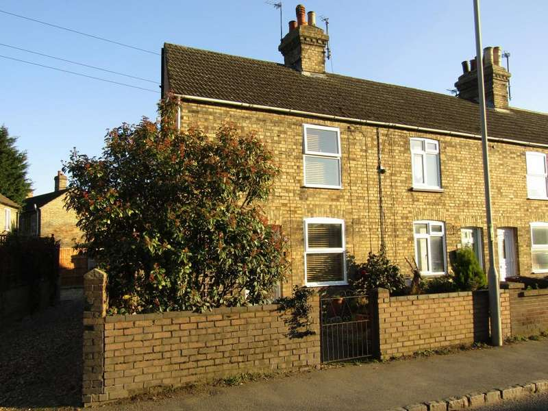 2 Bedrooms End Of Terrace House for sale in High Street, , Arlesey, SG15