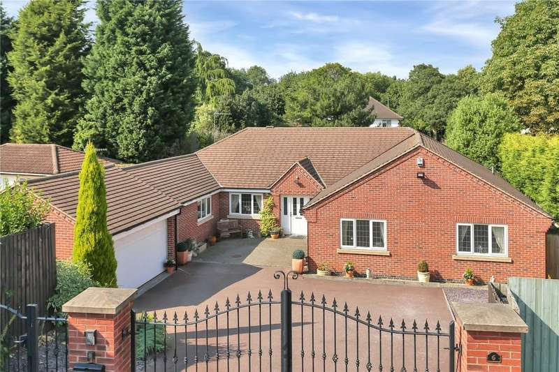 4 Bedrooms Bungalow for sale in Holmwood Court, Leicester