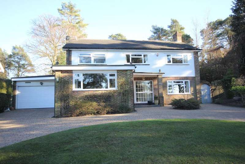 4 Bedrooms Detached House for sale in Goldsmith Avenue, Crowborough