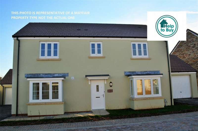 4 Bedrooms Detached House for sale in The Mayfair, Tregony View, PROBUS, Truro, Cornwall