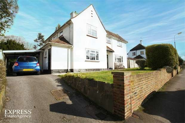4 Bedrooms Detached House for sale in Abbots Road, Abbots Langley, Hertfordshire