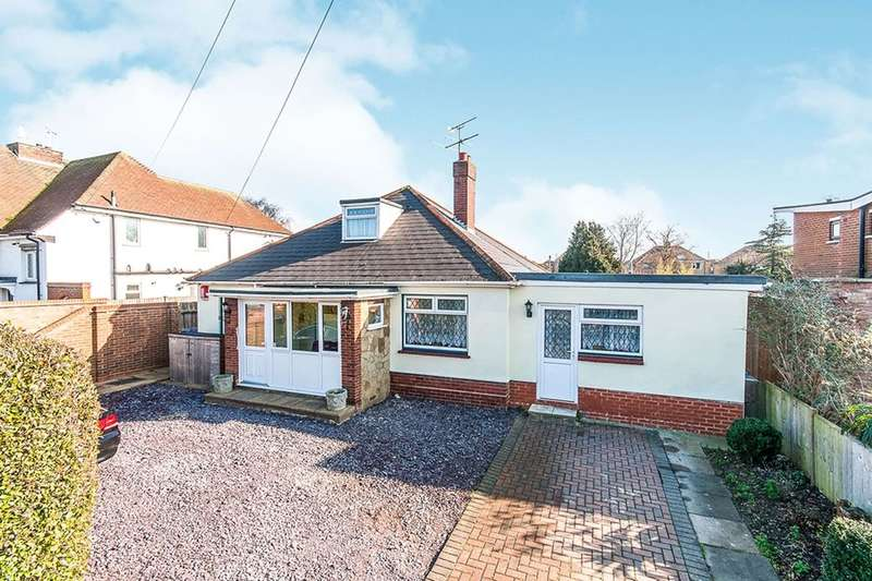 4 Bedrooms Detached Bungalow for sale in Ramsgate Road, Broadstairs, CT10