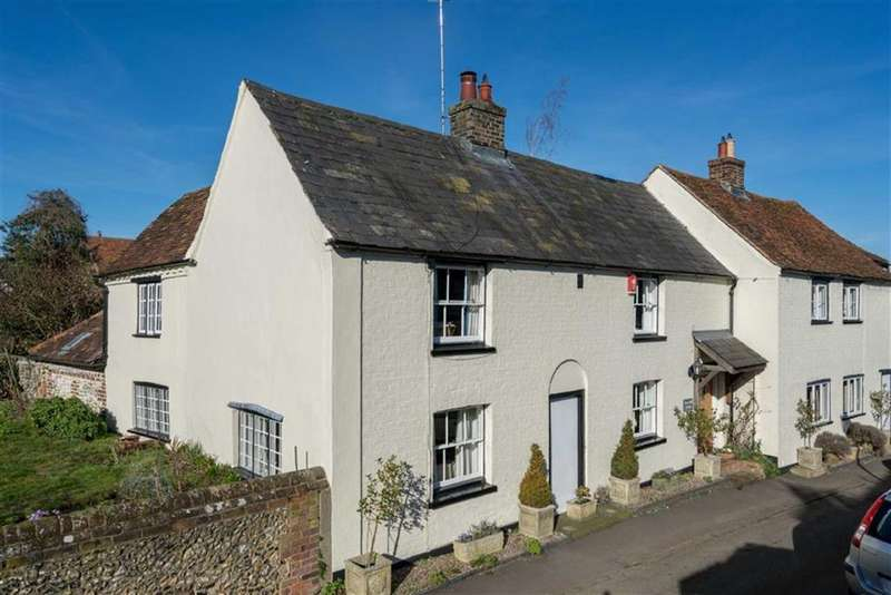 4 Bedrooms Detached House for sale in River Hill, Flamstead, Hertfordshire