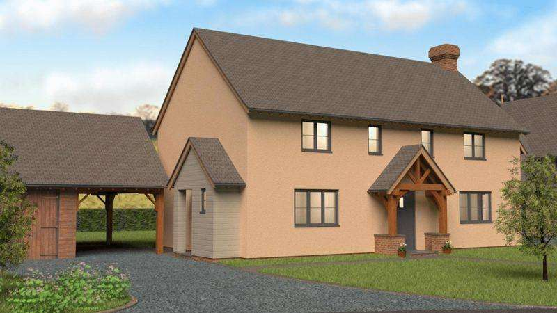 4 Bedrooms Detached House for sale in Hordley Road, Tetchill, Ellesmere, SY12