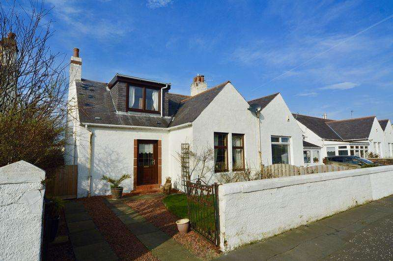3 Bedrooms Semi Detached Bungalow for sale in Westfield Road, Ayr