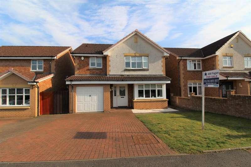 4 Bedrooms Detached House for sale in Ochiltree Crescent, Coatbridge ML5