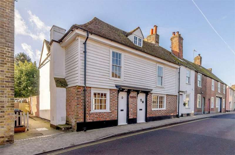 3 Bedrooms End Of Terrace House for sale in The Street, Cobham, Kent