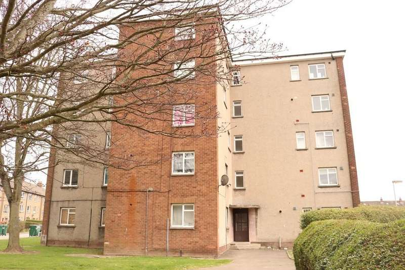 2 Bedrooms Maisonette Flat for sale in Kemnay Gardens, Dundee