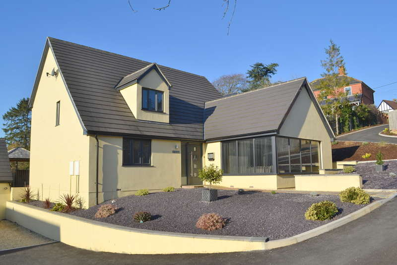 4 Bedrooms Detached House for sale in Bay Tree House, West Hill, Wincanton, Somerset, BA9 9BY.