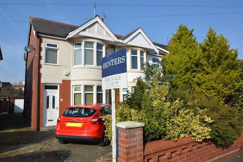 3 Bedrooms Semi Detached House for sale in Mereland Road, Stanley Park, Blackpool, FY3 9NF