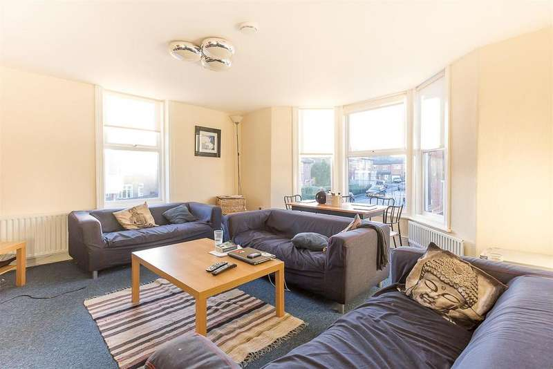 5 Bedrooms Maisonette Flat for rent in Audley Road, South Gosforth, Newcastle upon Tyne