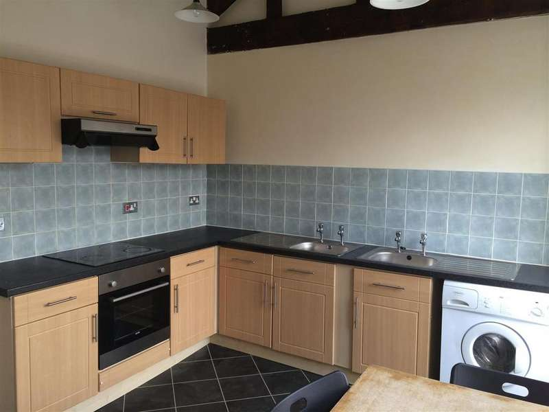 9 Bedrooms Flat for rent in 19a Bower Road,Crookesmoor,Sheffield