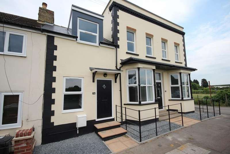 2 Bedrooms Terraced House for sale in Hitchin Road, Shefford, SG17