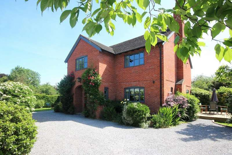 4 Bedrooms Detached House for sale in Church Lane, Hampton Bishop, Hereford, HR1