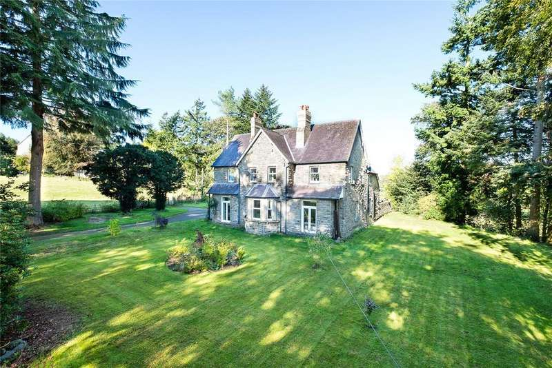 7 Bedrooms Detached House for sale in Beguildy, Knighton, Powys, LD7