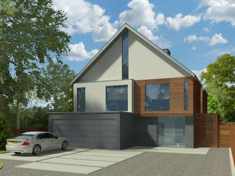 6 Bedrooms Detached House for sale in 'Westview', Lawnswood Drive, Stourbridge