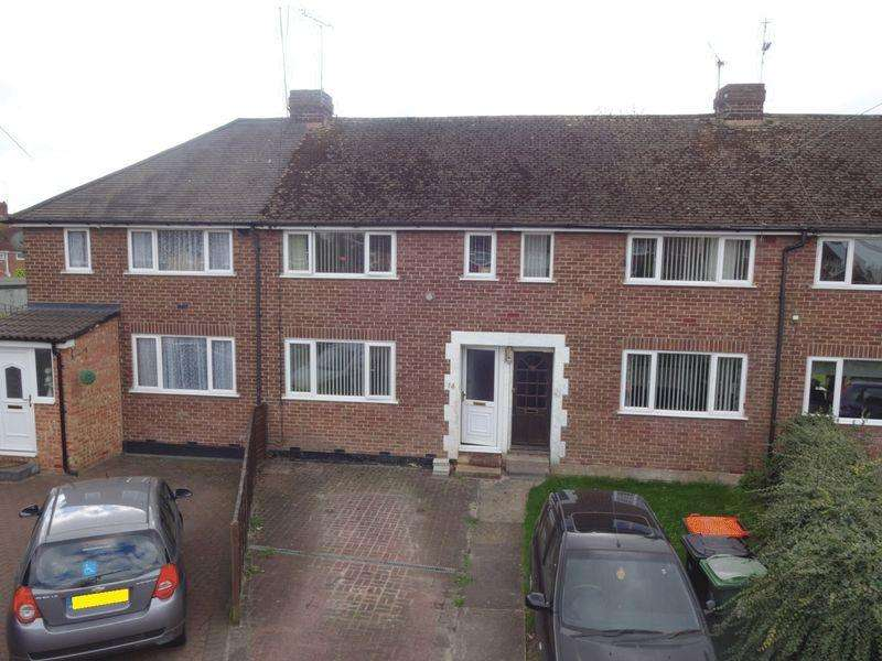 2 Bedrooms Terraced House for sale in Walkley Road.