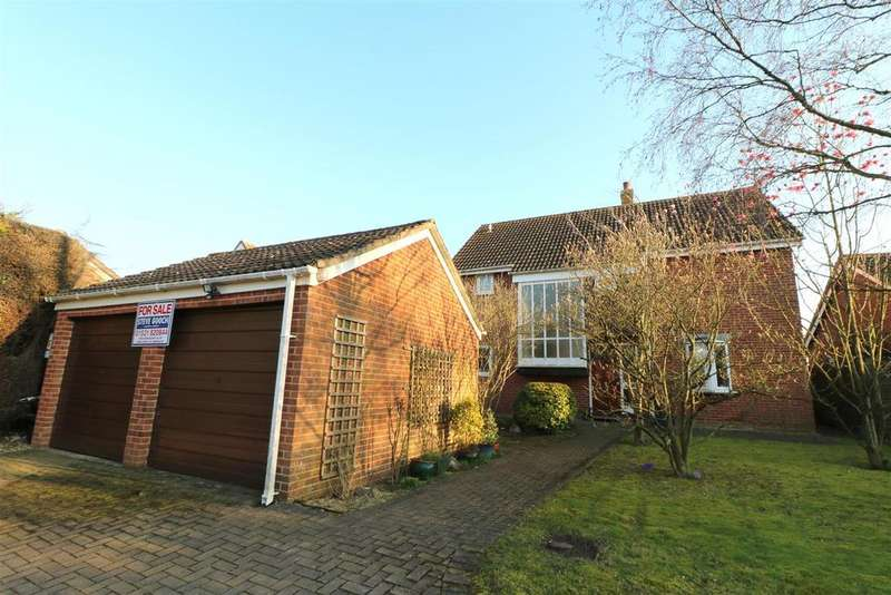 4 Bedrooms Detached House for sale in Perricks Close, Northwood Green