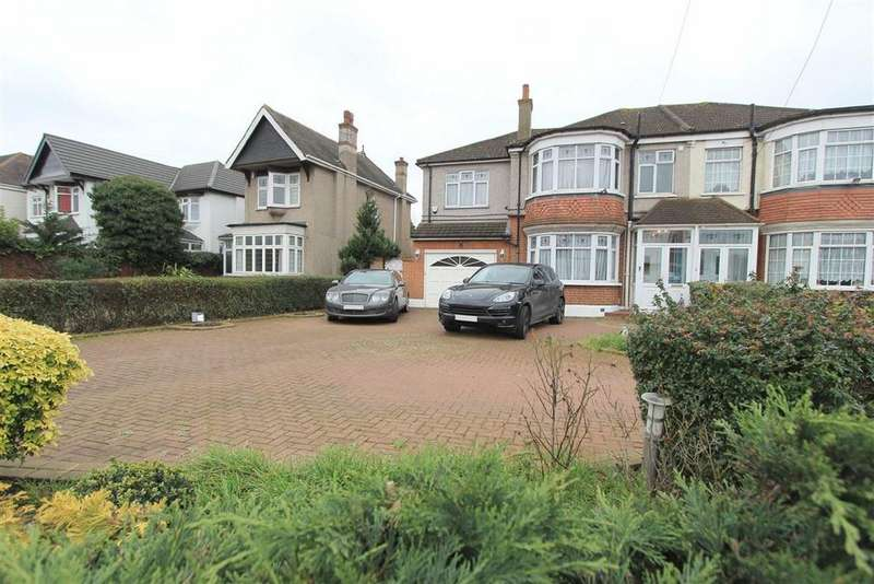 5 Bedrooms Semi Detached House for sale in Water Lane, Seven Kings, Essex, IG3