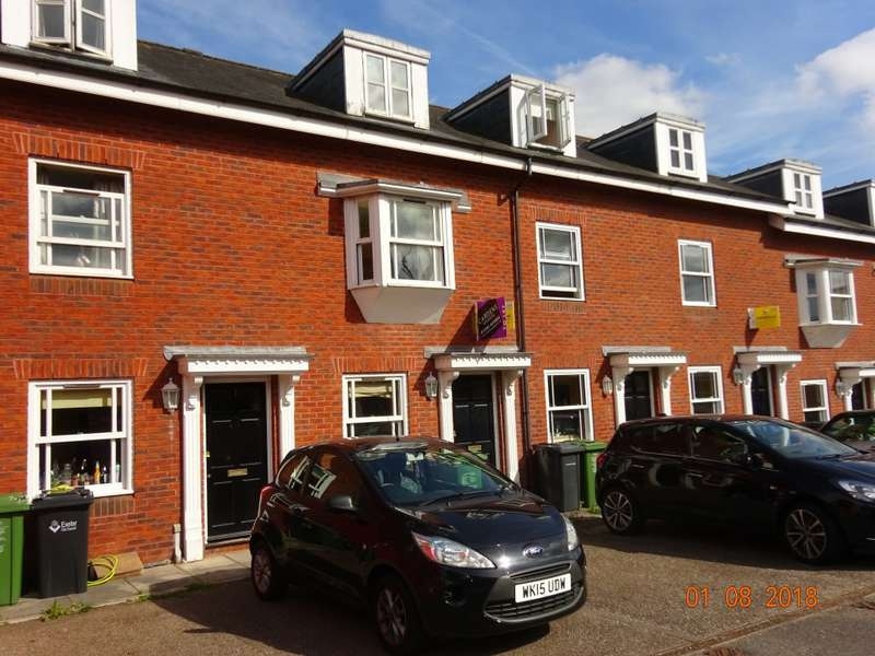 4 Bedrooms Town House for rent in Sivell Mews, Exeter