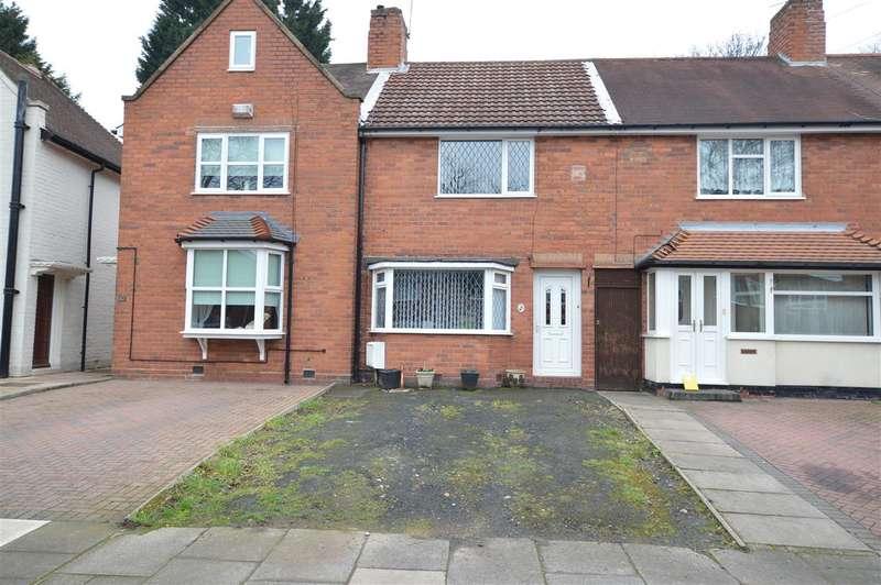 2 Bedrooms Terraced House for sale in Castleton Road, Great Barr, Birmingham