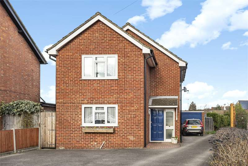 3 Bedrooms Detached House for sale in Yorktown Road, College Town, Sandhurst, Berkshire, GU47