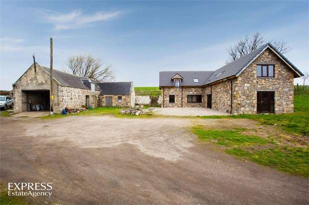 4 Bedrooms Detached House for sale in Pluscarden, Elgin, Moray