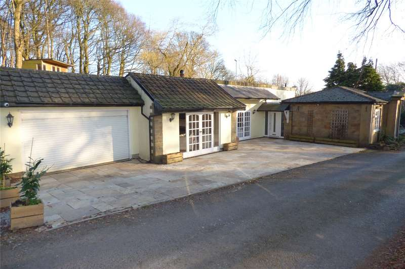 3 Bedrooms Equestrian Facility Character Property for sale in Bury & Rochdale Old Road, Heywood, Greater Manchester, OL10