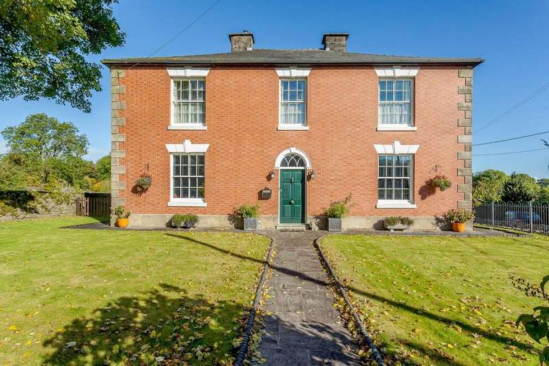4 Bedrooms Detached House for sale in Back Lane, Calton, Staffordshire