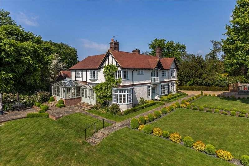 8 Bedrooms Detached House for sale in Ayres End Lane, Harpenden, Hertfordshire