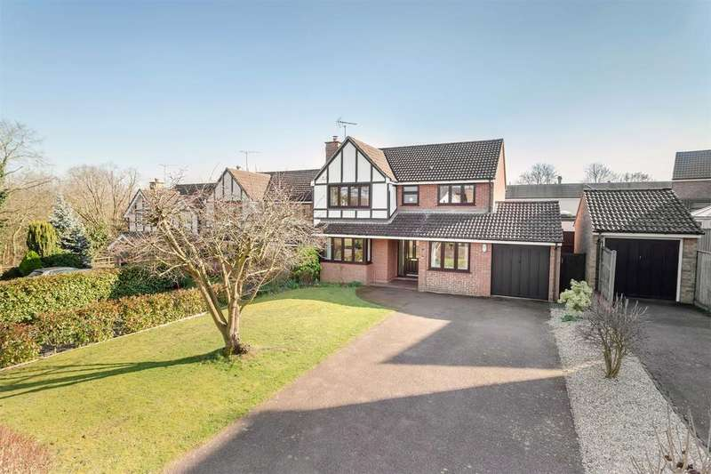 4 Bedrooms Detached House for sale in Birchalls, High Lane, STANSTED, Essex