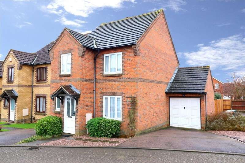 3 Bedrooms Detached House for sale in Balmoral Road, Abbots Langley, Hertfordshire, WD5