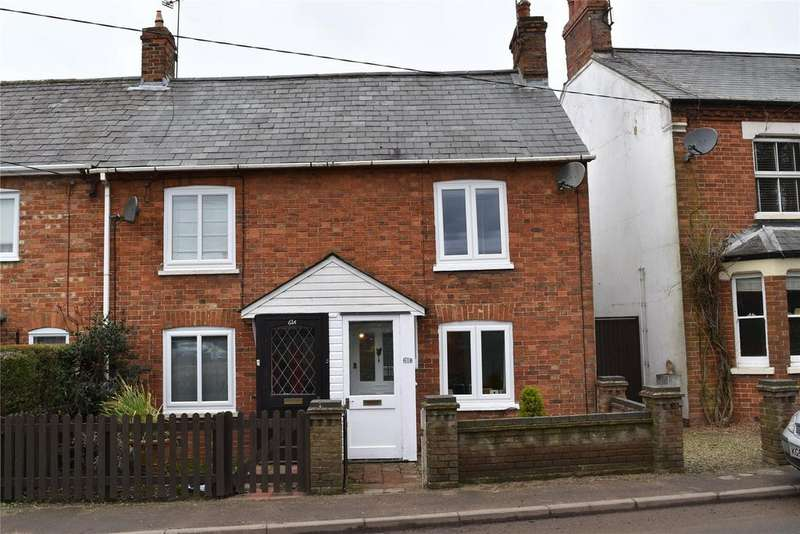 2 Bedrooms End Of Terrace House for sale in High Street North, Stewkley
