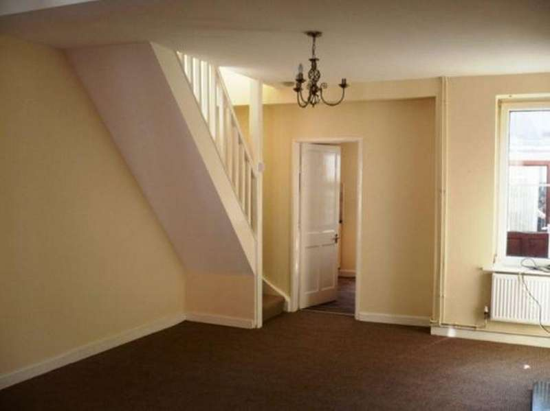 2 Bedrooms Terraced House for sale in Partridge Road, Llanhilleth - Abertillery