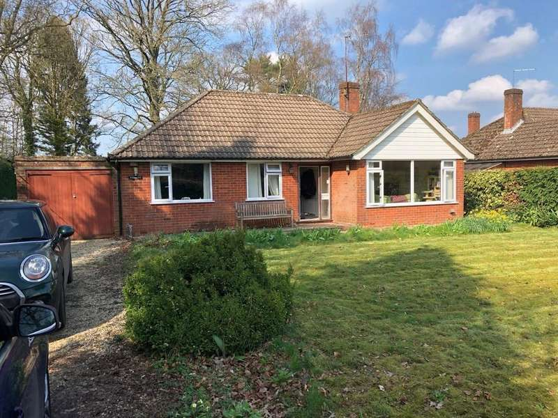 3 Bedrooms Detached Bungalow for sale in Folly Road, Inkpen