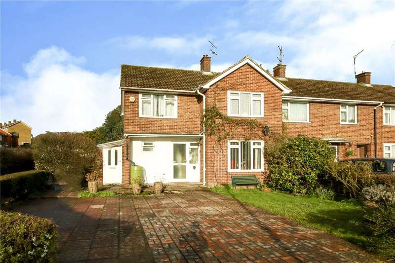 4 Bedrooms End Of Terrace House for sale in Swancote Green, Bracknell, Berkshire, RG12