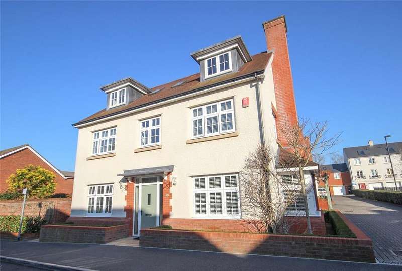 6 Bedrooms Detached House for sale in Tinding Drive, Cheswick Village, Bristol, BS16