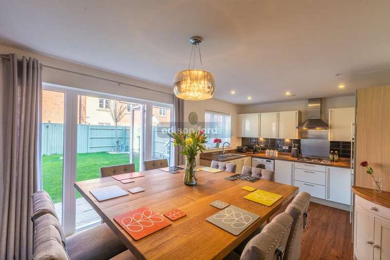 4 Bedrooms Detached House for sale in Hollybrook Mews, Yate, Bristol, BS37
