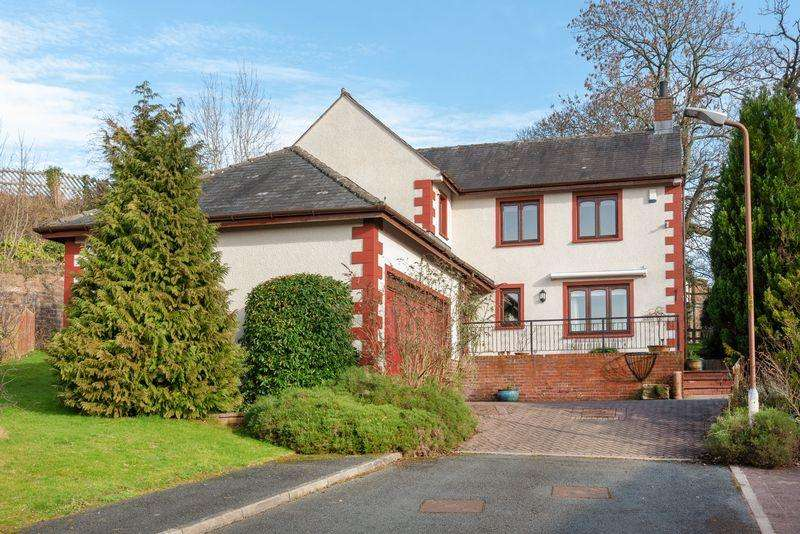 4 Bedrooms Detached House for sale in 6 Friary Fields, Appleby in Westmorland