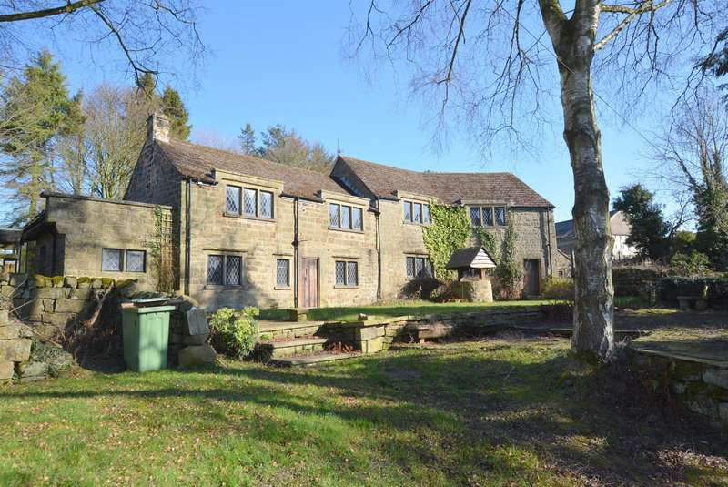 3 Bedrooms Detached House for sale in Vernon Lane, Kelstedge, Ashover, Chesterfield, S45 0EA