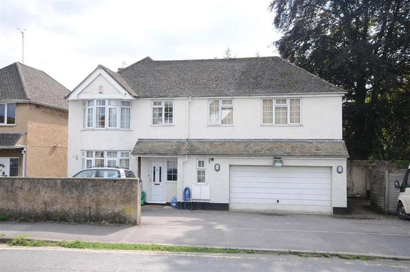 4 Bedrooms Detached House for sale in Folly Lane, Stroud, GL5 1SD