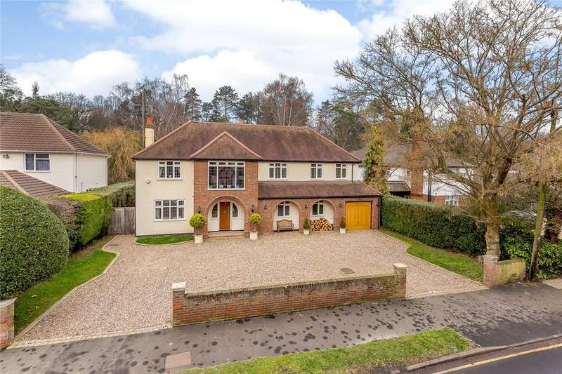 6 Bedrooms Detached House for sale in Valley Road, Rickmansworth, Hertfordshire, WD3