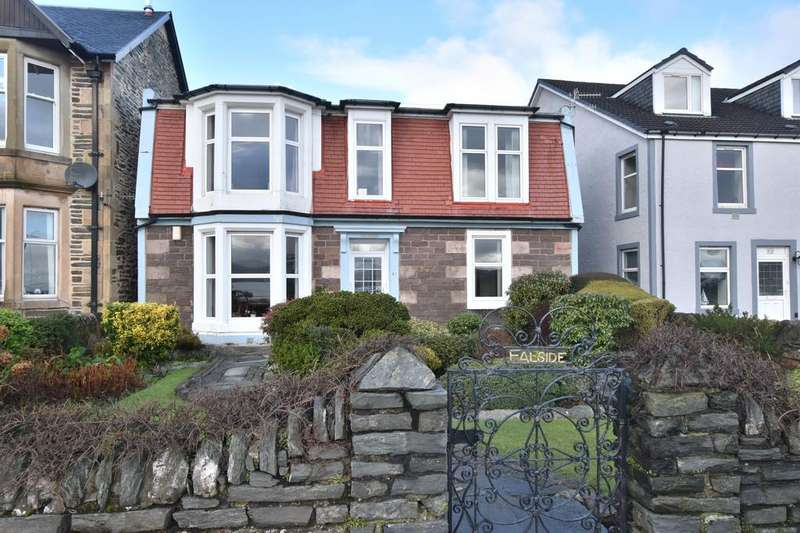 4 Bedrooms Detached House for sale in 67 ALEXANDRA PARADE, DUNOON PA23