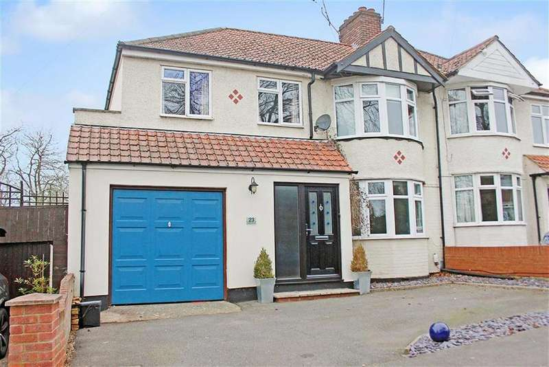 4 Bedrooms Semi Detached House for sale in Hargrave Road, Maidenhead, Berkshire