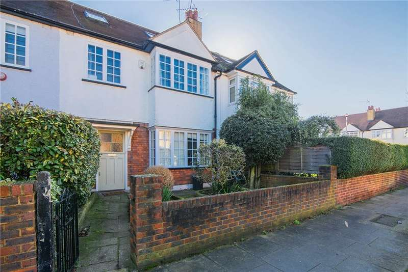 4 Bedrooms House for rent in Wendell Road, Wendell Park W12