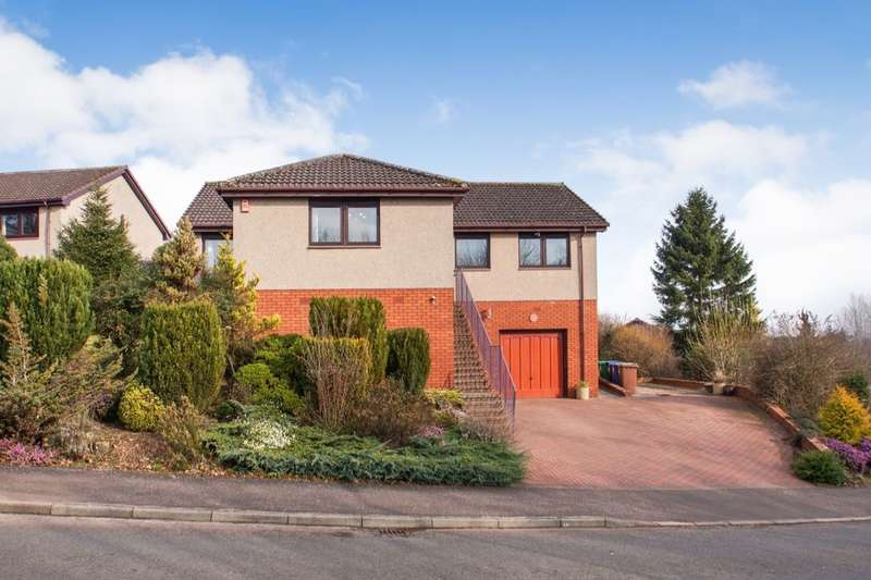 4 Bedrooms Detached Bungalow for sale in Forth View, Kennoway, Leven, KY8
