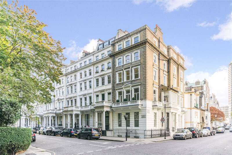 1 Bedroom Flat for sale in Cornwall Gardens, London, SW7