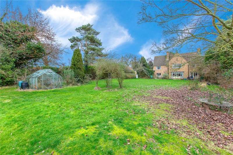 4 Bedrooms Detached House for sale in Brooke Road, Great Oakley, Corby, Northamptonshire, NN18
