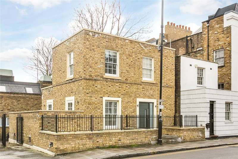 4 Bedrooms Detached House for rent in Islington Park Street, London